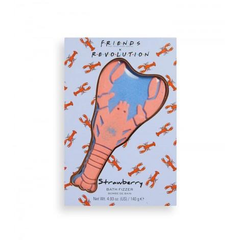 Revolution - *Friends X Revolution* - Bomba de baño Lobster Bath Fizzer - Strawberry