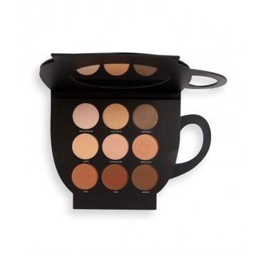 Revolution - *Friends X Revolution* - Paleta para rostro Grab a Cup - Light to Medium