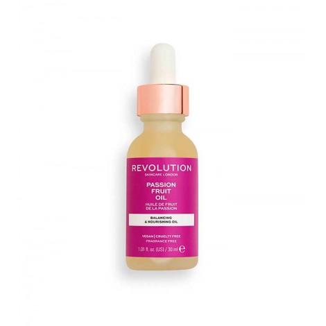 Revolution Skincare - Aceite nutritivo de fruta de la pasión