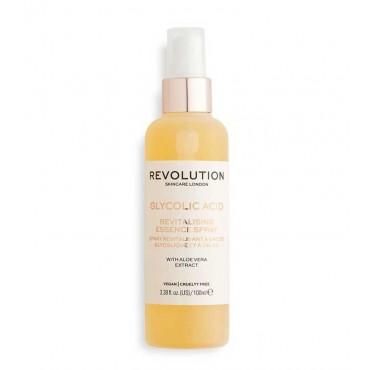 Revolution Skincare - Spray Facial Revitalizante - Ácido glicólico y Aloe vera