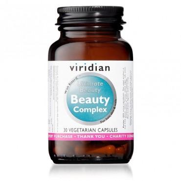 Viridian - Beauty Complex Pelo Piel & Uñas (Con Ester-C) - 30 Caps.