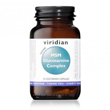 Viridian - Glucosamina MSM - 30 Caps