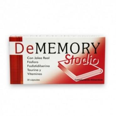 DeMemory - Studio - 30 cápsulas
