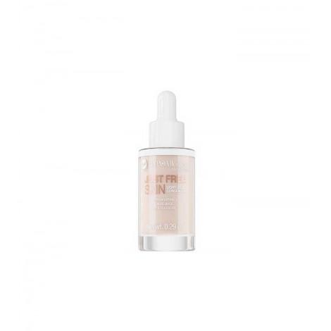 Bell - Just Free Skin - Corrector Líquido Hipoalergénico - 02 Fresh