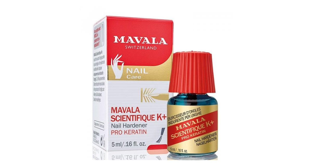 Mavala - Científico Endurecedor de Uñas K+ - 5ml
