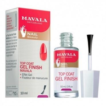 Mavala - Top Finish - Efecto Gel de Uñas - 10ml