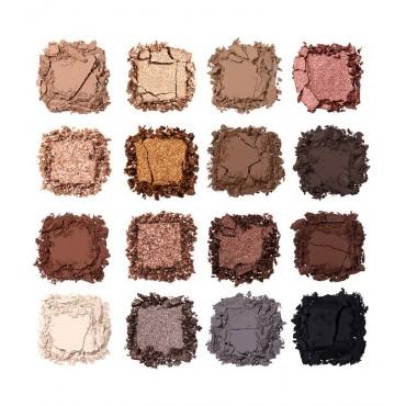 Nabla - Side by Side - Paleta de sombras de ojos Side By Side - Nude Palette