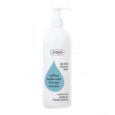 Ziaja - Agua Micelar Calmante- Rostro y Ojos - Piel Sensible