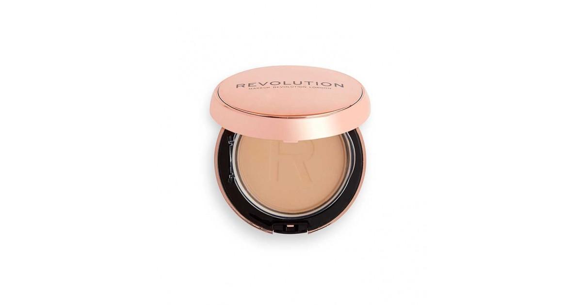 Revolution - Base de maquillaje en polvo Conceal & Define - P7