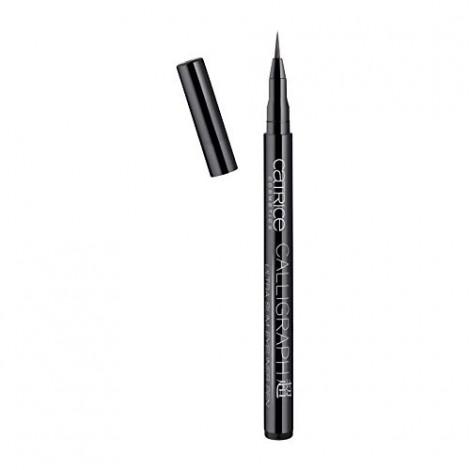Catrice - Eyeliner formato rotulador Ultra Slim - 010: Blackest Black