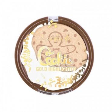 Lovely - Iluminador Cookie - Gold