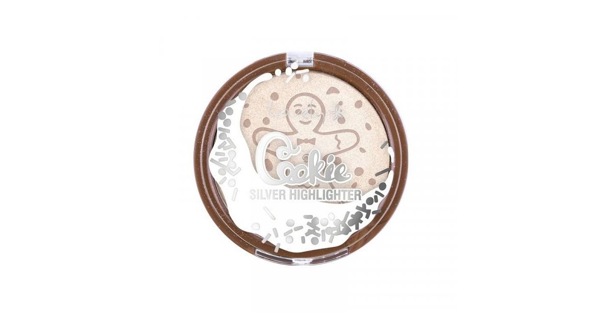 Lovely - Iluminador Cookie - Silver