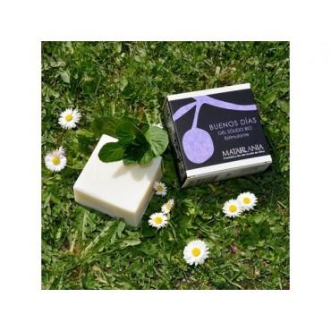 Matarrania - Pack Jabonera + Gel sólido Bio Buenos días