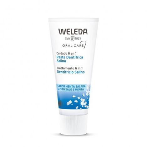 Weleda - Pasta Dentífrica Sin Flúor - Salina - 75ml