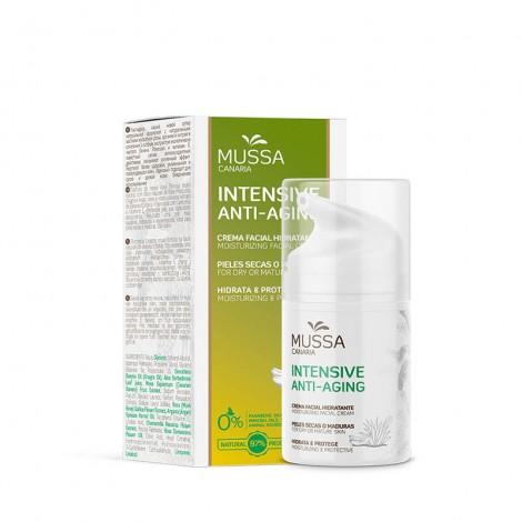 Mussa Canaria - Aloe Vera - Crema Facial Antiedad - 70ml