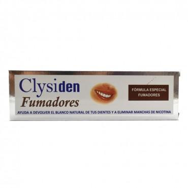 Clysiden - Fumadores - Pasta de dientes - 75ml