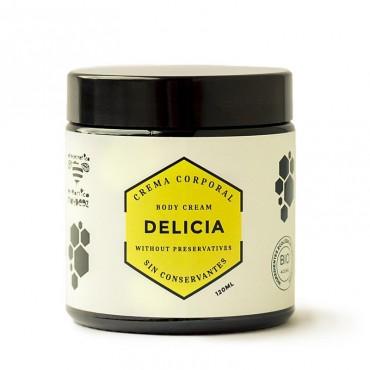 Maybeez - Crema corporal «Delicia» - 120ml