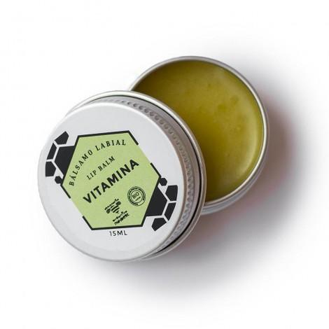 Maybeez - Bálsamo labial «Vitamina» - 15ml