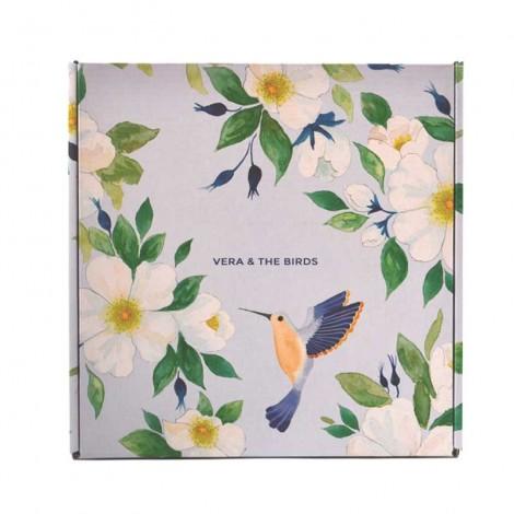 Vera And The Birds - Caja grande flores