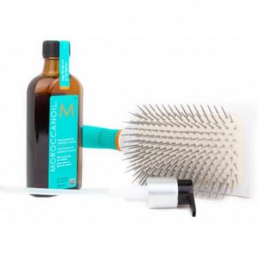Pack Tratamiento + Paddle Brush Ceramic - Moroccanoil