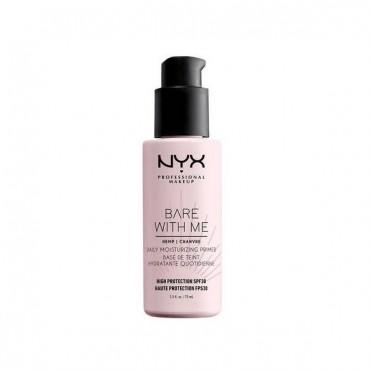 Prebase Maquillaje Hidratante Bare With Me SPF30 - Nyx