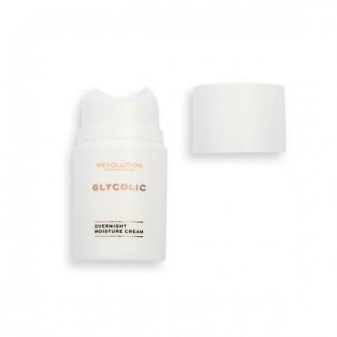 Crema Noche Glow Ácido Glicólico - Revolution Skincare