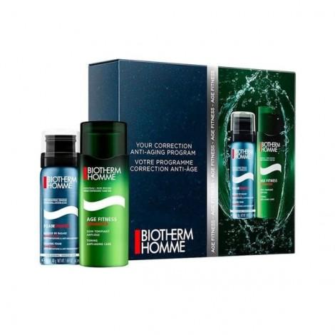 Tónico + Espuma de afeitar - Homme Age Fitness - Biotherm