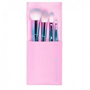 Set de brochas profesional de unicornio para rostro - Brushworks