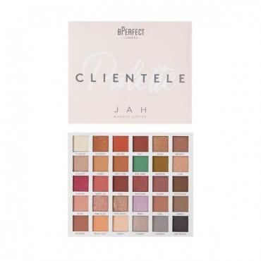 Clientele - Paleta de Sombras - bPerfect