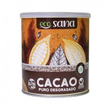 Cacao Puro Desgrasado - EcoSana - 275gr