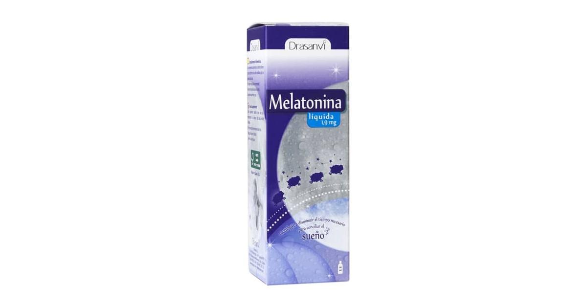 Melatonina Líquida - Drasanvi - 50ml