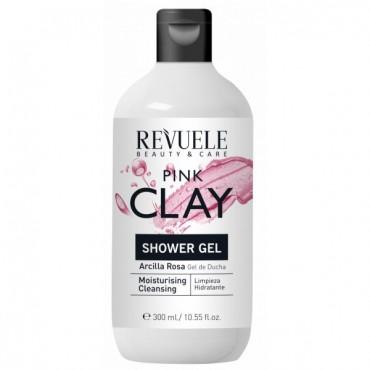 Gel de ducha hidratante - Arcilla Rosa