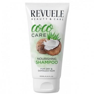 Champú Nutritivo - Coco Care