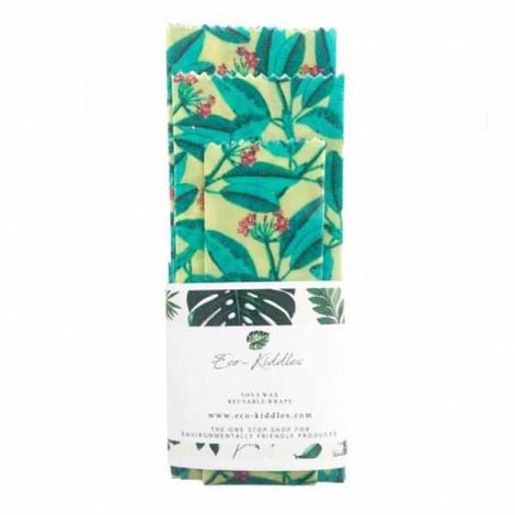 Envoltorio alimentario reutilizable - Summer