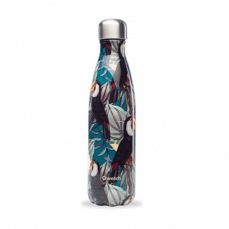 Botella Isotérmica Acero Inoxidable - Tropical Tucán