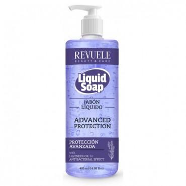 Advanced - Jabón Líquido Antibacterial - Lavanda