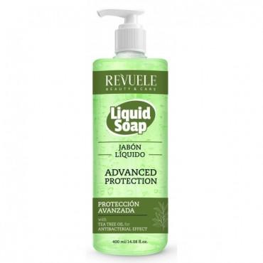 Advanzed - Jabón Líquido Antibacterial - Árbol de Té