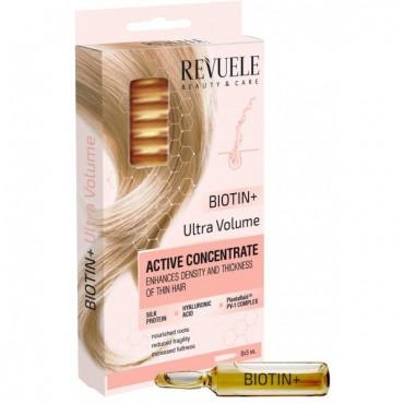 Ampollas para cabello Biotin+ Ultra Volume
