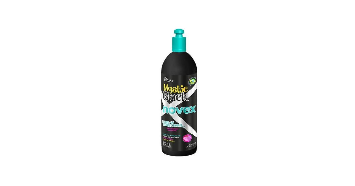 Crema Peinado Mystic Black