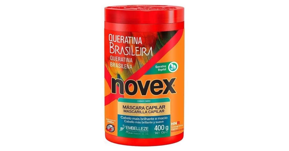 Mascarilla - Queratina Brasileña
