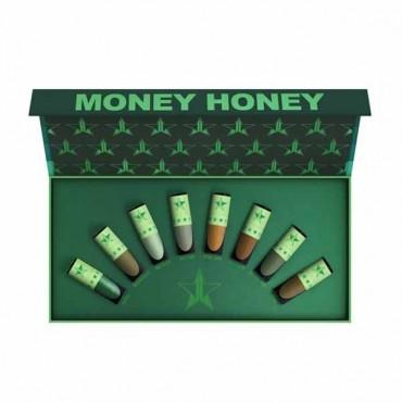 Jeffree Star Cosmetics - Blood Money Collection - Bundle mini labiales líquidos Velour - Mini Green Bundle