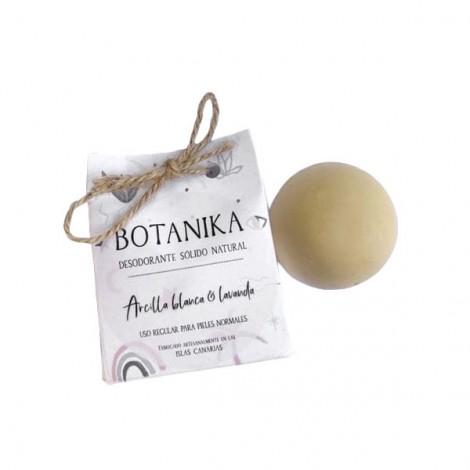 Desodorante Sólido Artesano - Arcilla Blanca