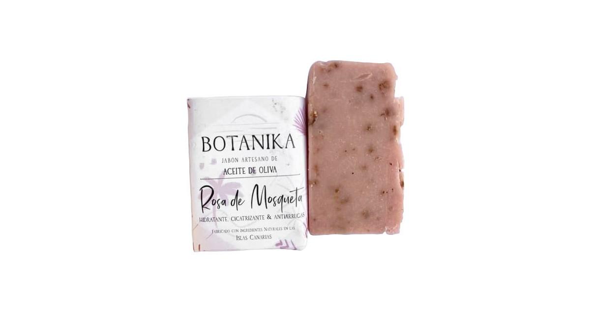 Jabón Sólido Artesano - Rosa Mosqueta