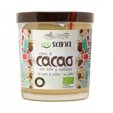 Crema Cacao - Leche y Avellanas