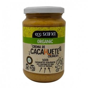 Crema de Cacahuete Crunchy BIO