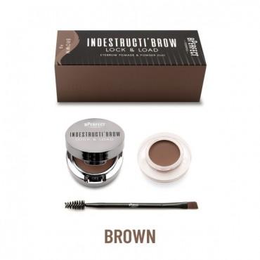 Indestructi'Brow - Lock & Load - Brown