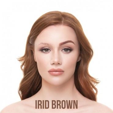 Indestructi'Brow - Lock & Load - Irid Brown