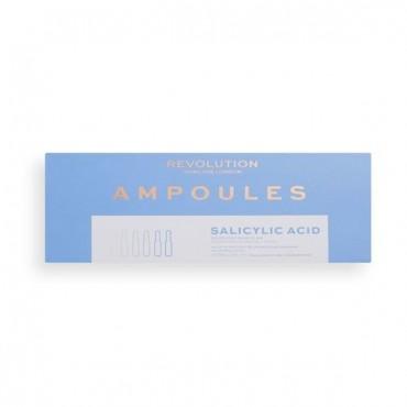 Pack de 7 ampollas anti-imperfecciones con ácido salicílico