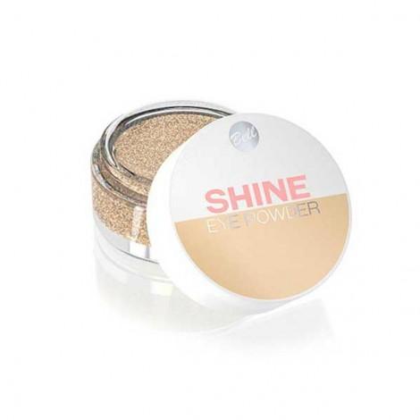 Pigmento Shine Eye Powder - Nude Bloom - 01: Snowdrop