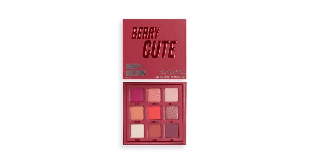 Paleta de sombras Berry Cute